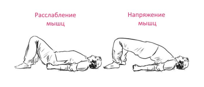 Упражнения Кегеля на расслабление мышц