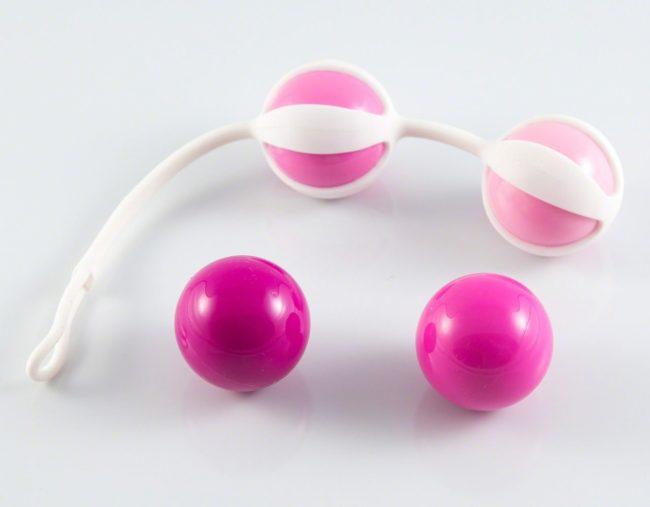 Вагинальные шарики
