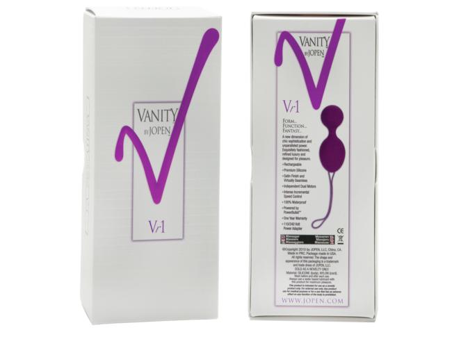Vagiton laser, vanity by jopen vr1